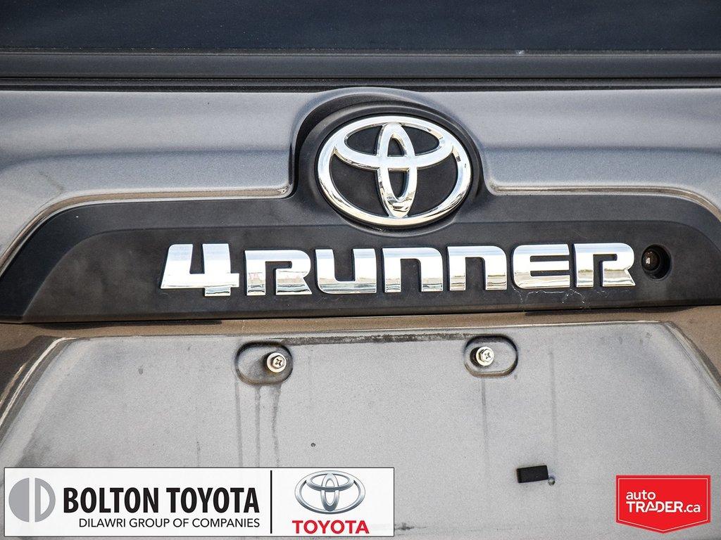 2013 Toyota 4Runner SR5 V6 5A in Bolton, Ontario - 9 - w1024h768px