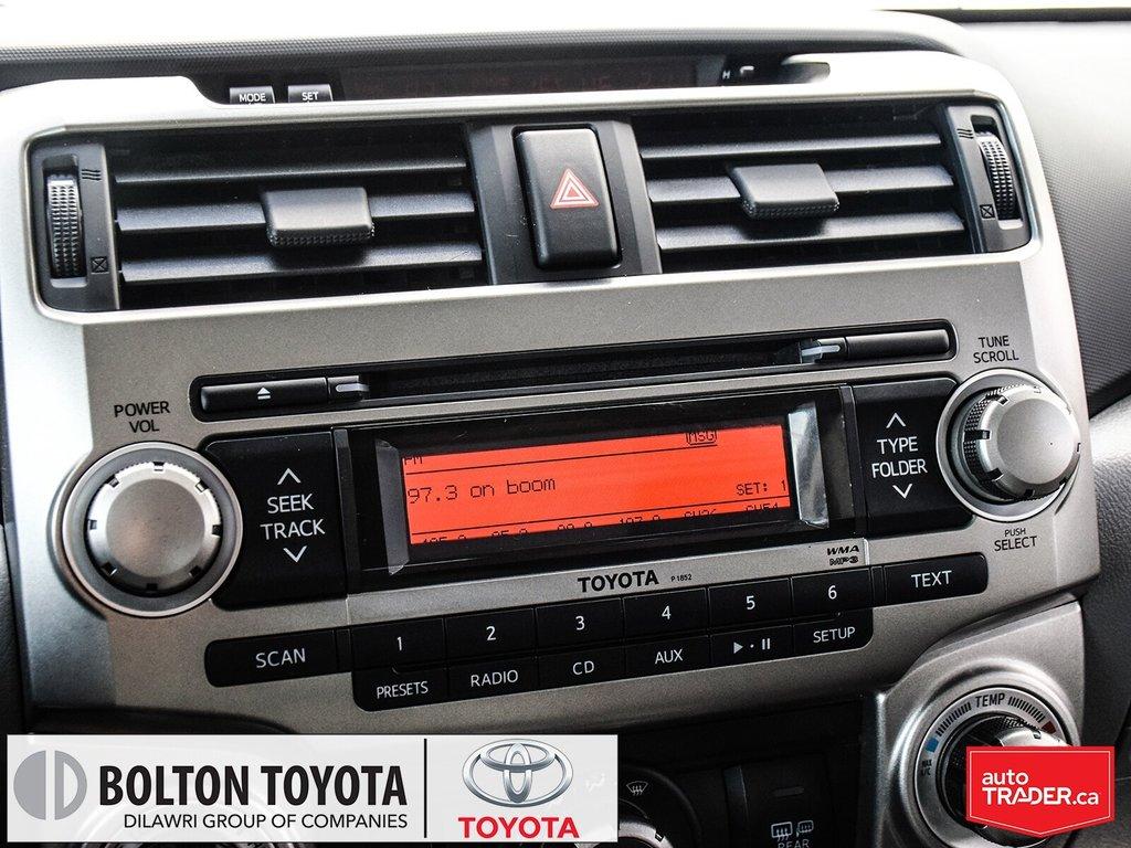 2013 Toyota 4Runner SR5 V6 5A in Bolton, Ontario - 19 - w1024h768px