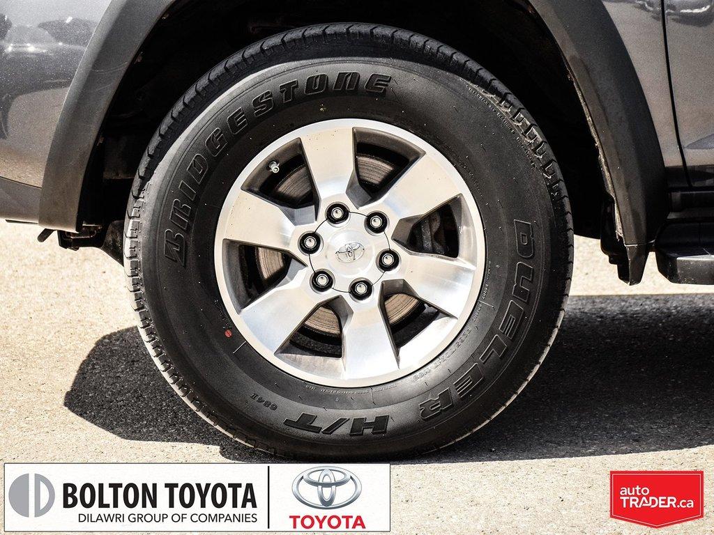 2013 Toyota 4Runner SR5 V6 5A in Bolton, Ontario - 7 - w1024h768px