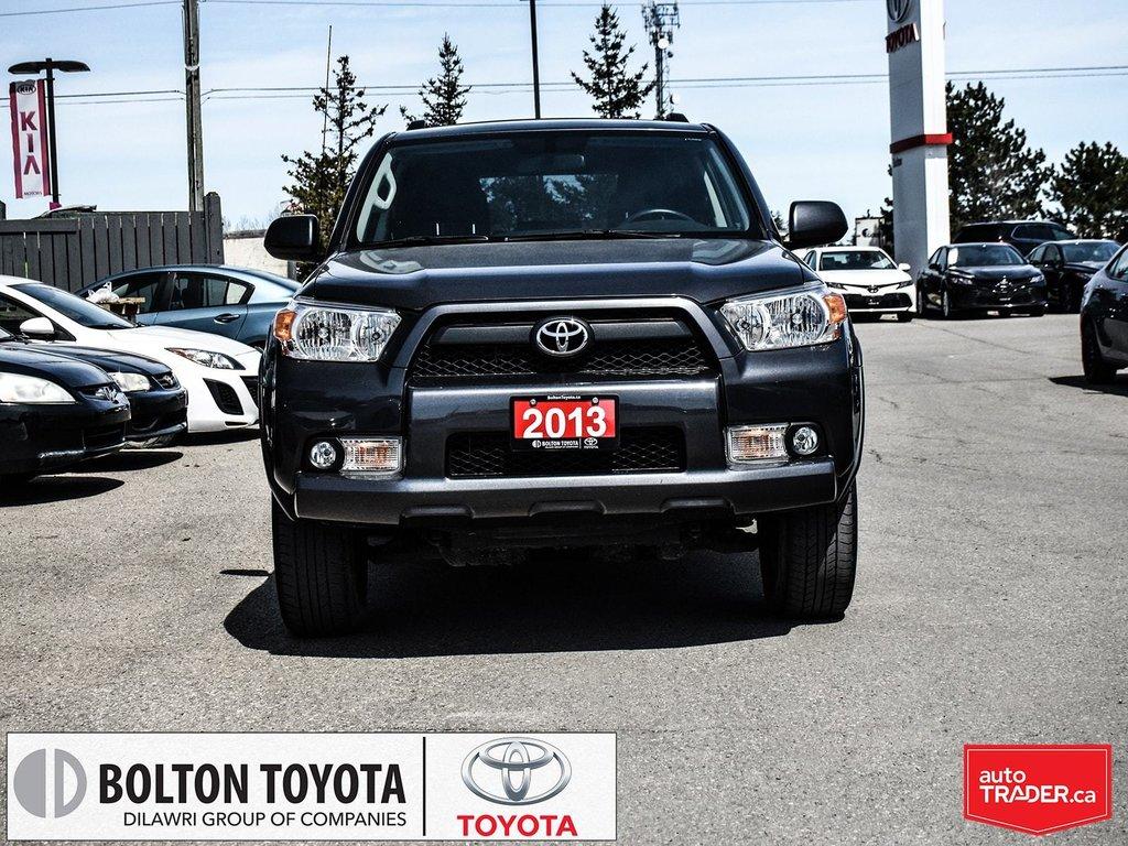 2013 Toyota 4Runner SR5 V6 5A in Bolton, Ontario - 2 - w1024h768px