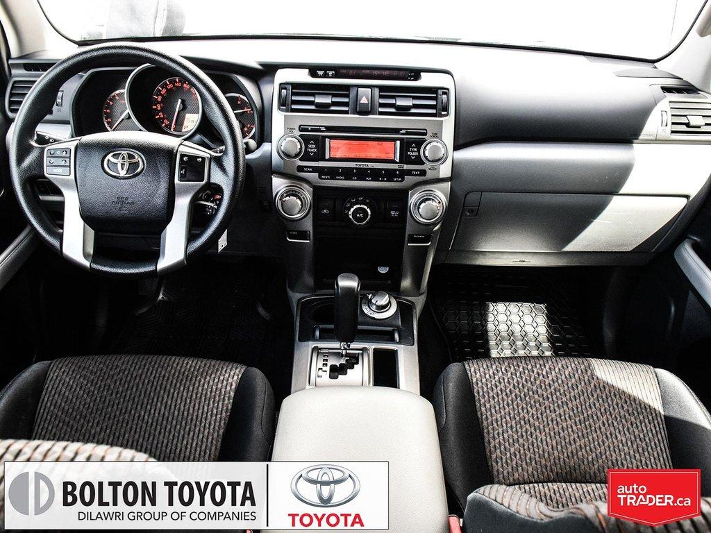 2013 Toyota 4Runner SR5 V6 5A in Bolton, Ontario - 16 - w1024h768px
