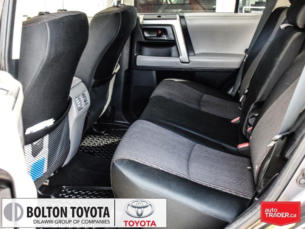 2013 Toyota 4Runner SR5 V6 5A in Bolton, Ontario - 14 - w1024h768px