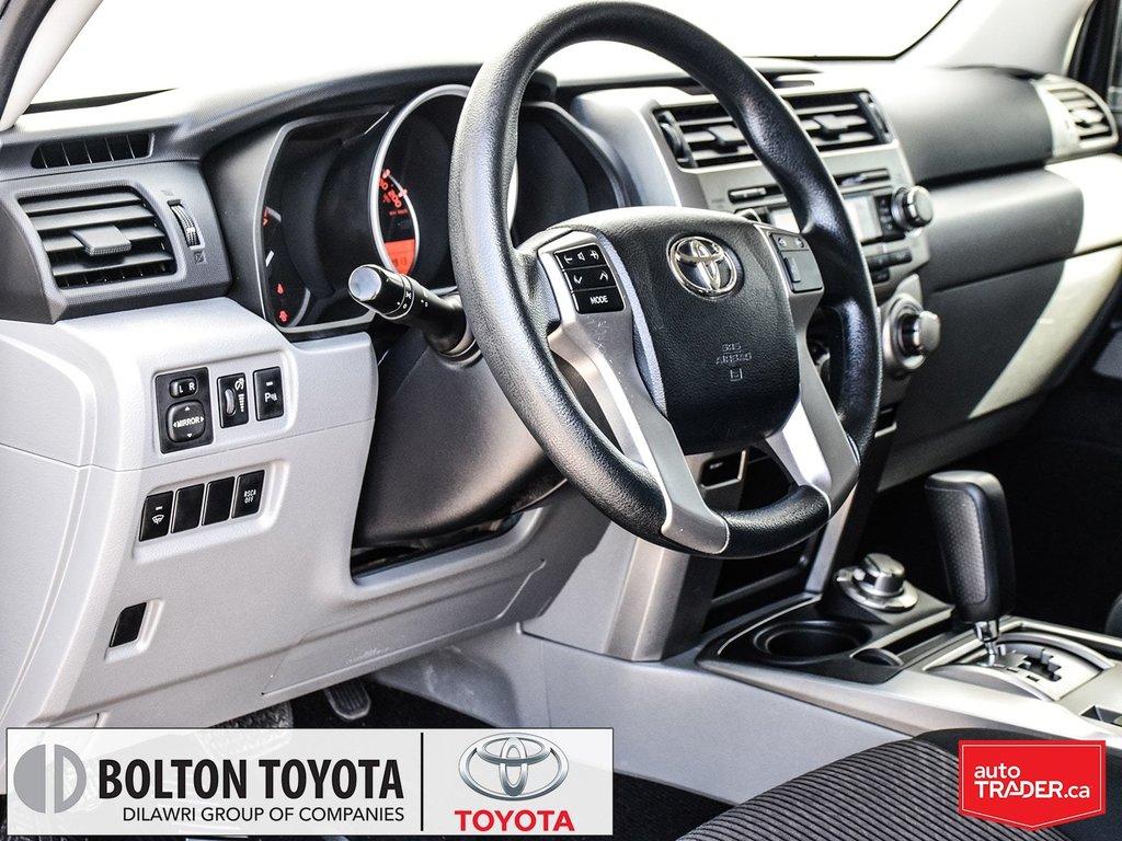 2013 Toyota 4Runner SR5 V6 5A in Bolton, Ontario - 11 - w1024h768px