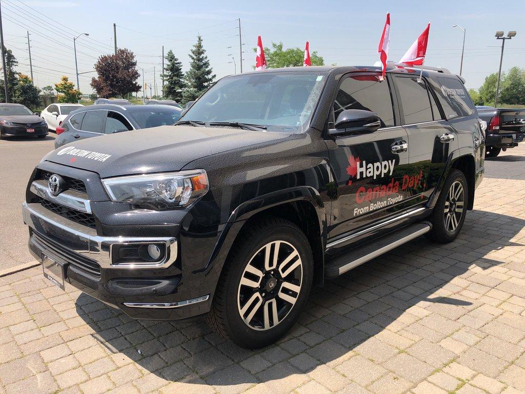 2019 Toyota 4Runner SR5 V6 5A in Bolton, Ontario - 1 - w1024h768px