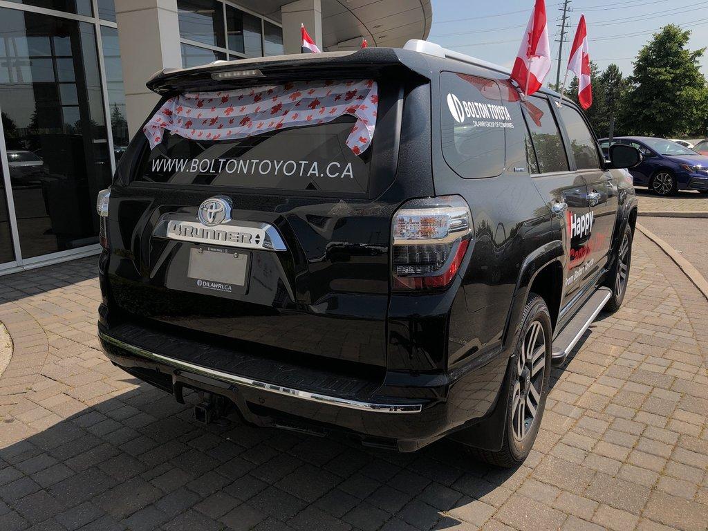 2019 Toyota 4Runner SR5 V6 5A in Bolton, Ontario - 4 - w1024h768px