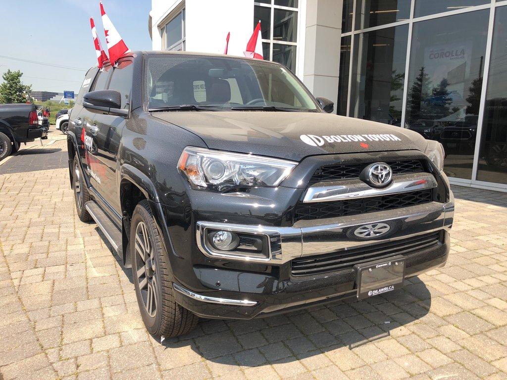 2019 Toyota 4Runner SR5 V6 5A in Bolton, Ontario - 3 - w1024h768px
