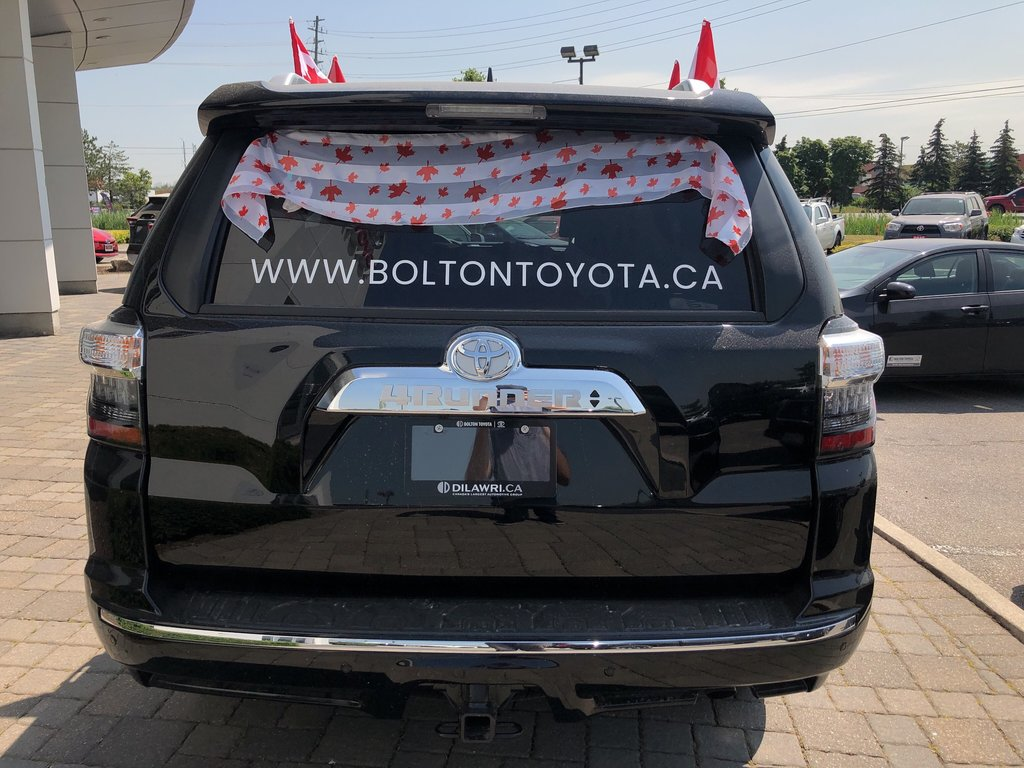 2019 Toyota 4Runner SR5 V6 5A in Bolton, Ontario - 5 - w1024h768px