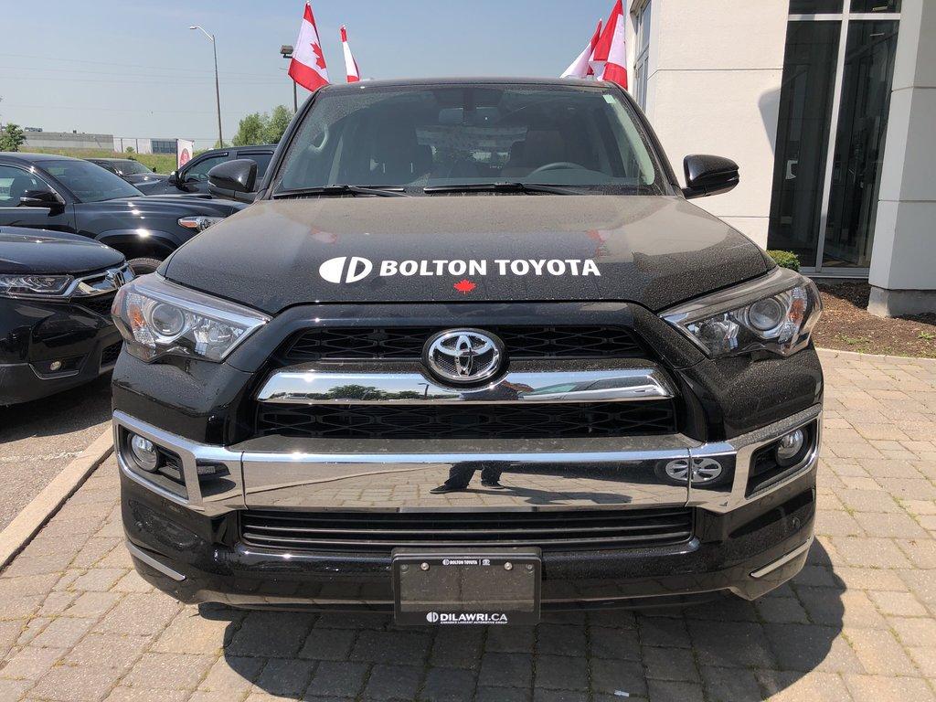2019 Toyota 4Runner SR5 V6 5A in Bolton, Ontario - 2 - w1024h768px