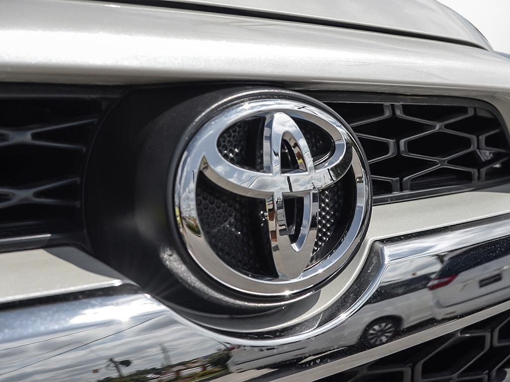 Toyota 4Runner SR5 V6 5A 2019 à Verdun, Québec - 8 - w1024h768px