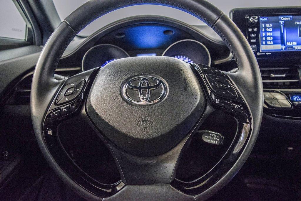 Toyota C-HR XLE/ Mags/ Caméra Recul /Sièges Chauffants /2 tons 2018 à Verdun, Québec - 21 - w1024h768px