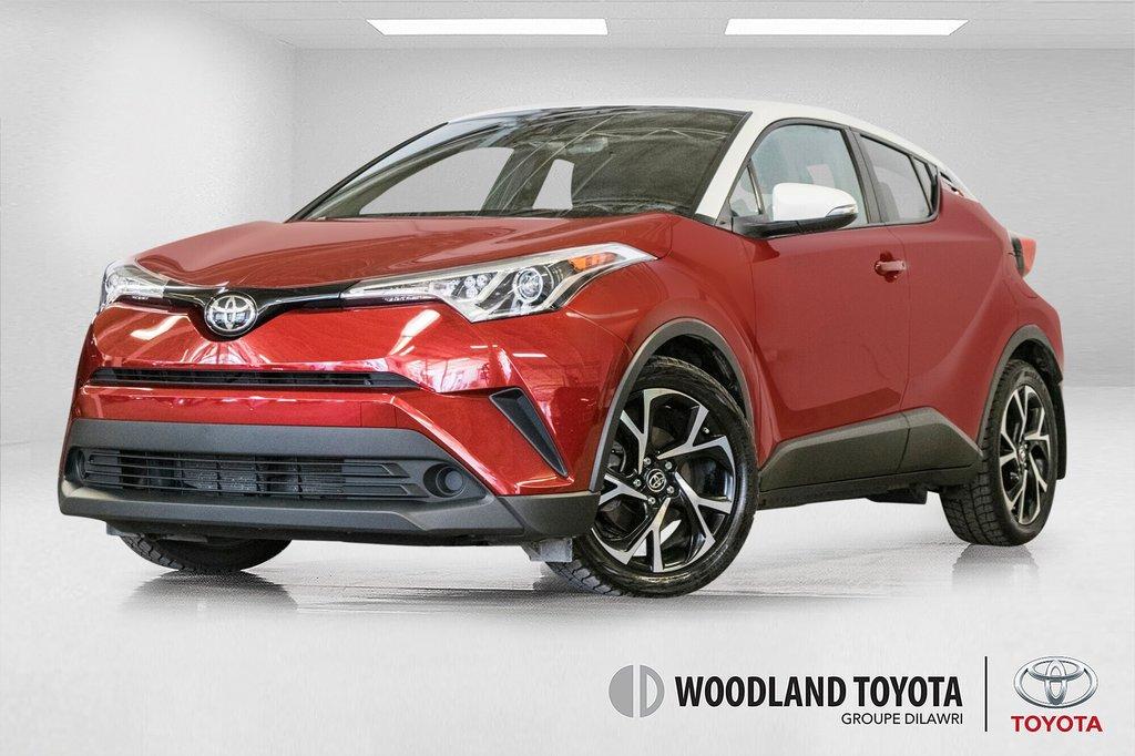 Toyota C-HR XLE/ Mags/ Caméra Recul /Sièges Chauffants /2 tons 2018 à Verdun, Québec - 1 - w1024h768px