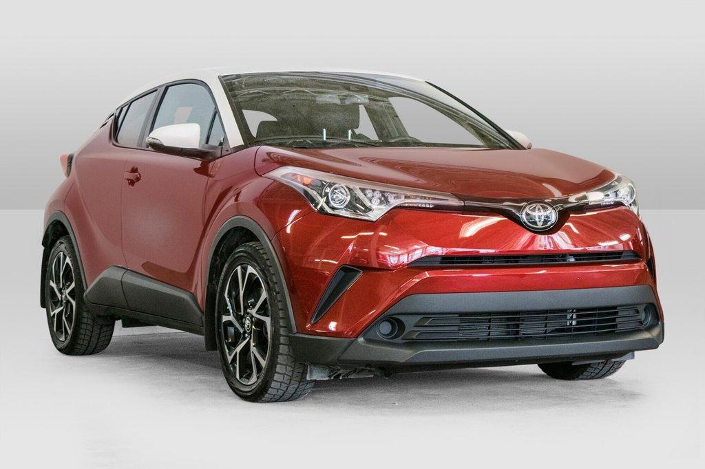 Toyota C-HR XLE/ Mags/ Caméra Recul /Sièges Chauffants /2 tons 2018 à Verdun, Québec - 3 - w1024h768px
