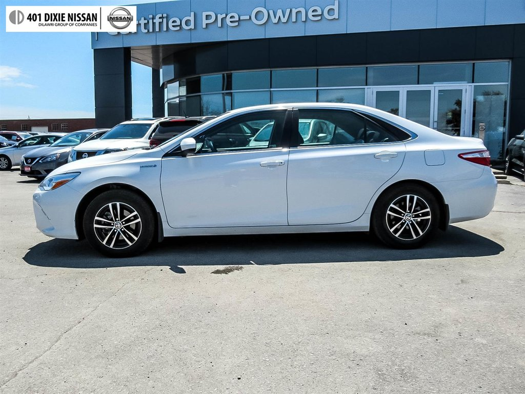 2017 Toyota Camry Hybrid LE CVT in Mississauga, Ontario - 23 - w1024h768px