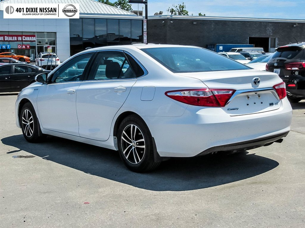 2017 Toyota Camry Hybrid LE CVT in Mississauga, Ontario - 22 - w1024h768px
