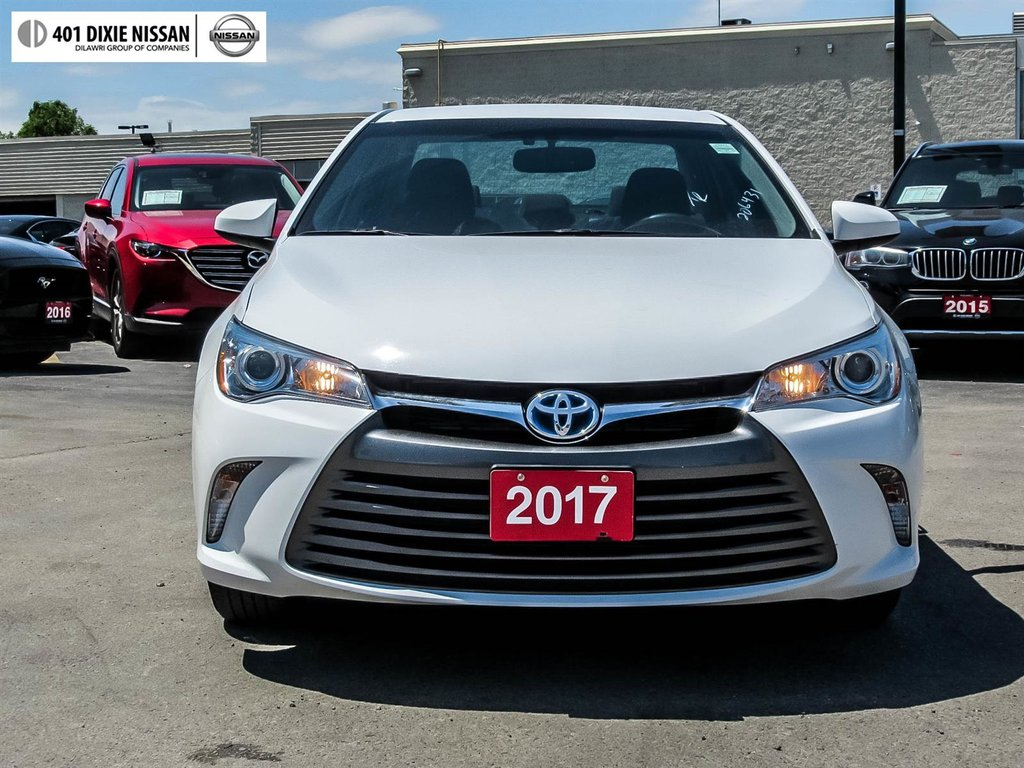 2017 Toyota Camry Hybrid LE CVT in Mississauga, Ontario - 18 - w1024h768px
