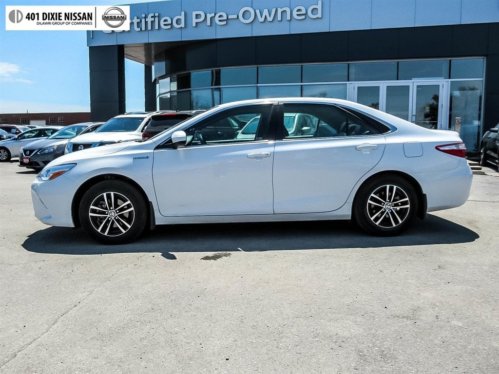 2017 Toyota Camry Hybrid LE CVT in Mississauga, Ontario - 7 - w1024h768px
