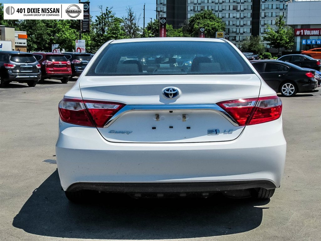 2017 Toyota Camry Hybrid LE CVT in Mississauga, Ontario - 5 - w1024h768px