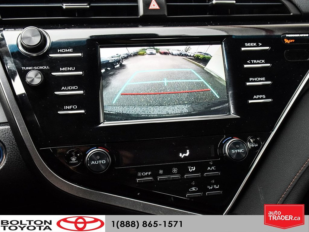 2018 Toyota Camry Hybrid LE CVT in Bolton, Ontario - 22 - w1024h768px