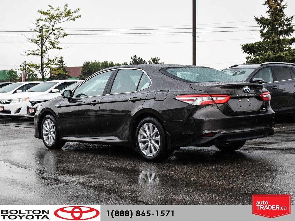 2018 Toyota Camry Hybrid LE CVT in Bolton, Ontario - 4 - w1024h768px