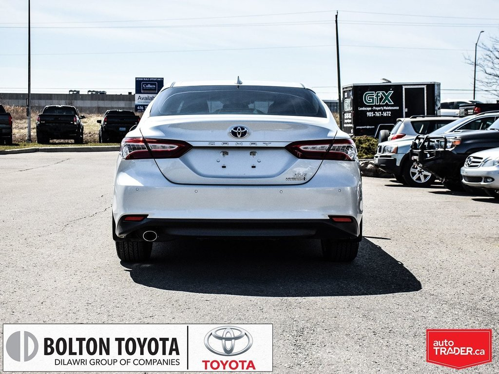 2018 Toyota Camry Hybrid XLE CVT in Bolton, Ontario - 5 - w1024h768px
