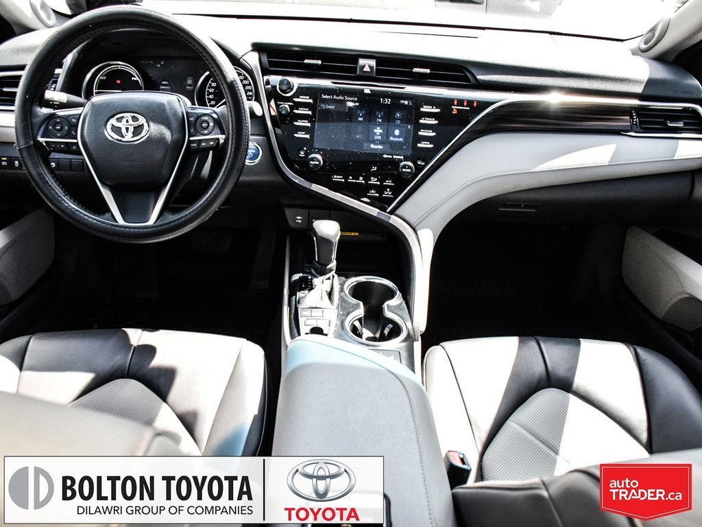 2018 Toyota Camry Hybrid XLE CVT in Bolton, Ontario - 20 - w1024h768px