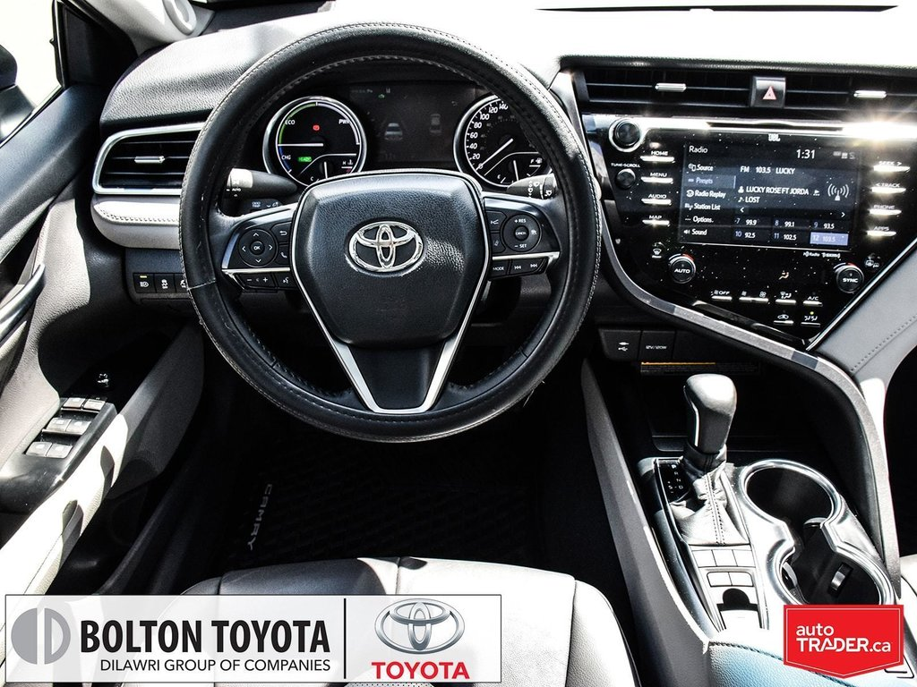 2018 Toyota Camry Hybrid XLE CVT in Bolton, Ontario - 21 - w1024h768px