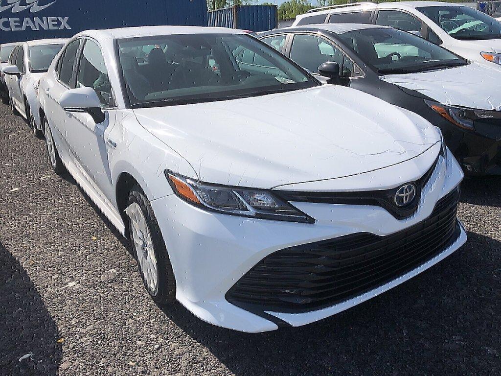 Toyota Camry Hybrid LE 2019 à Verdun, Québec - 3 - w1024h768px