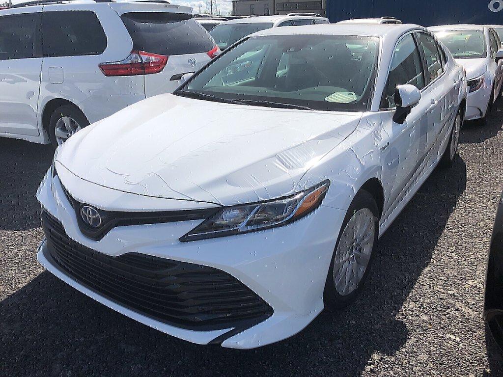 Toyota Camry Hybrid LE 2019 à Verdun, Québec - 1 - w1024h768px