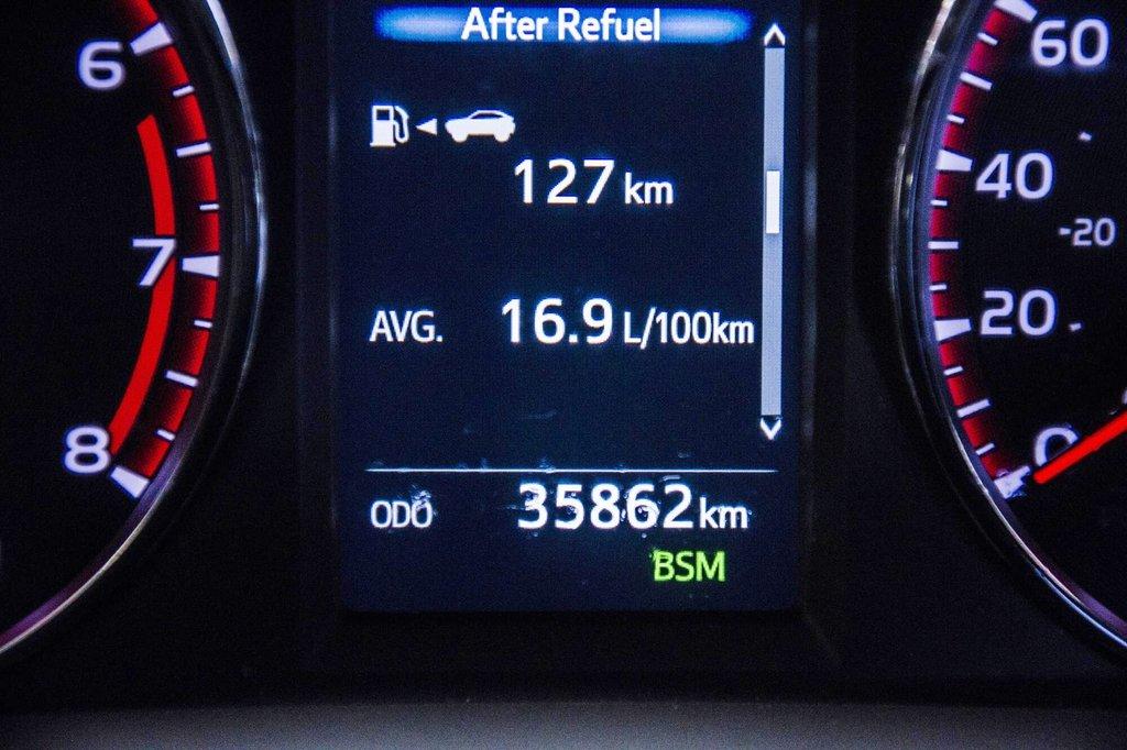 Toyota Camry Hybrid SE CVT 2019 à Verdun, Québec - 15 - w1024h768px