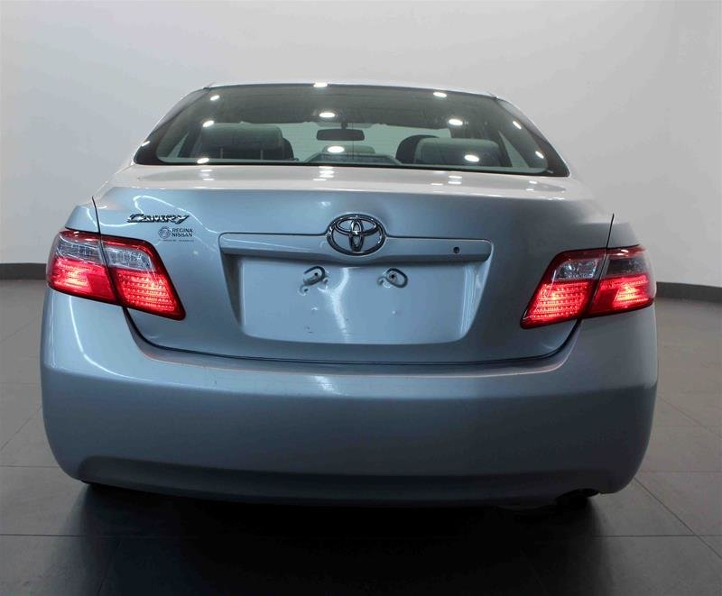 2008 Toyota Camry 4-door Sedan LE 5A in Regina, Saskatchewan - 16 - w1024h768px