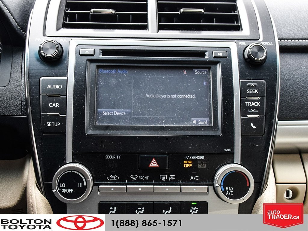 2014 Toyota Camry 4-door Sedan LE 6A (2) in Bolton, Ontario - 20 - w1024h768px