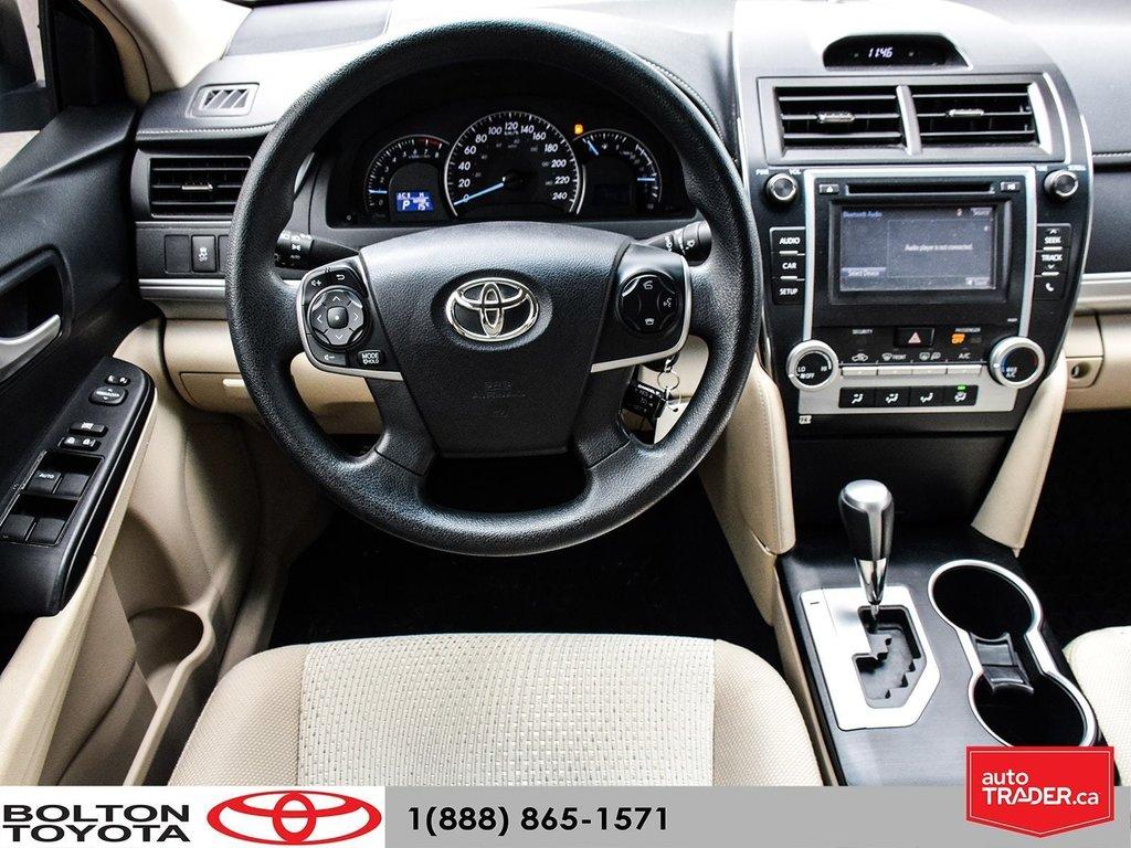 2014 Toyota Camry 4-door Sedan LE 6A (2) in Bolton, Ontario - 21 - w1024h768px