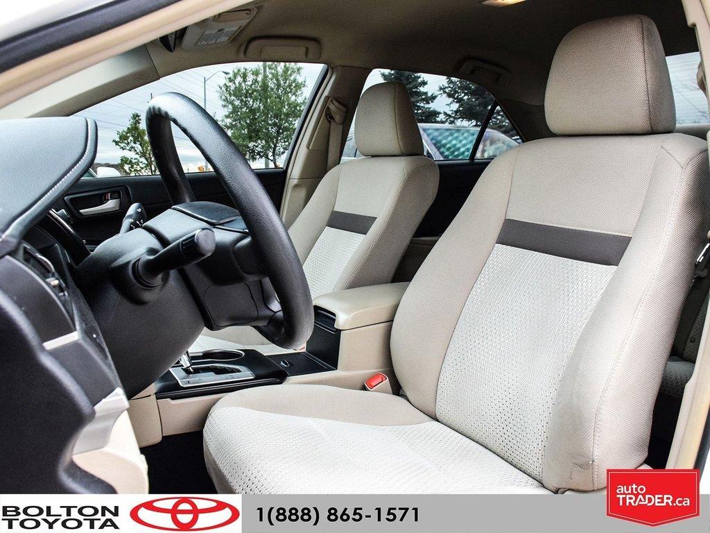 2014 Toyota Camry 4-door Sedan LE 6A (2) in Bolton, Ontario - 12 - w1024h768px