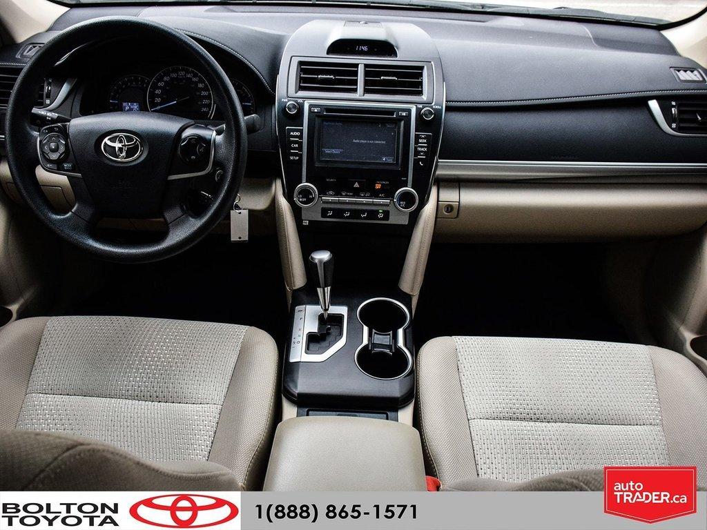 2014 Toyota Camry 4-door Sedan LE 6A (2) in Bolton, Ontario - 15 - w1024h768px