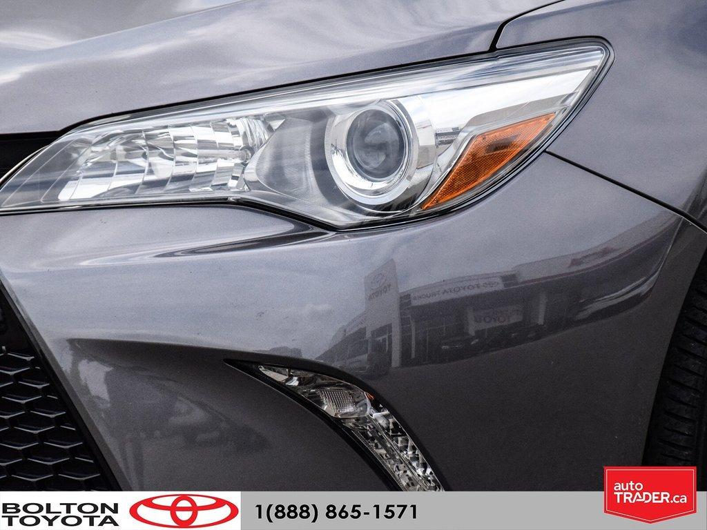 2015 Toyota Camry 4-Door Sedan XSE 6A in Bolton, Ontario - 8 - w1024h768px