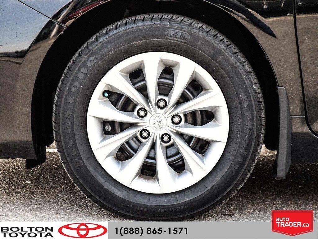 2016 Toyota Camry 4-Door Sedan LE 6A in Bolton, Ontario - 12 - w1024h768px