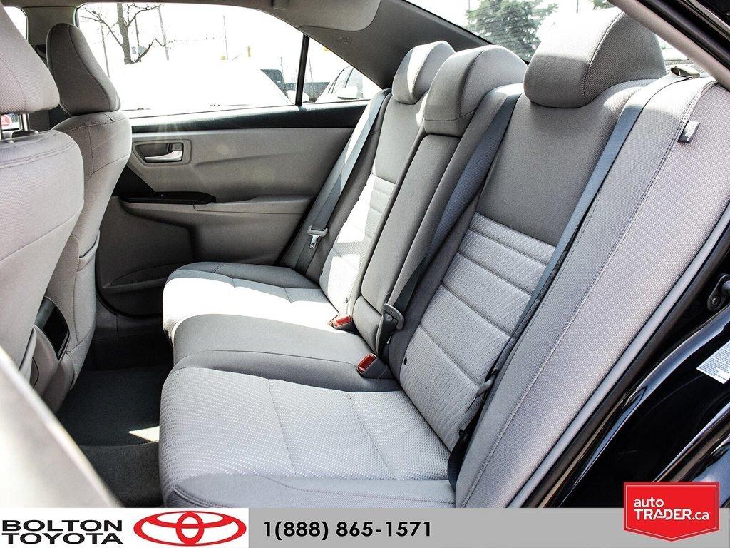 2016 Toyota Camry 4-Door Sedan LE 6A in Bolton, Ontario - 22 - w1024h768px
