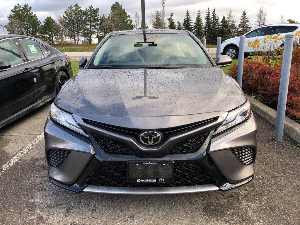 2019 Toyota Camry 4-Door Sedan XSE 8A in Bolton, Ontario - 2 - w1024h768px