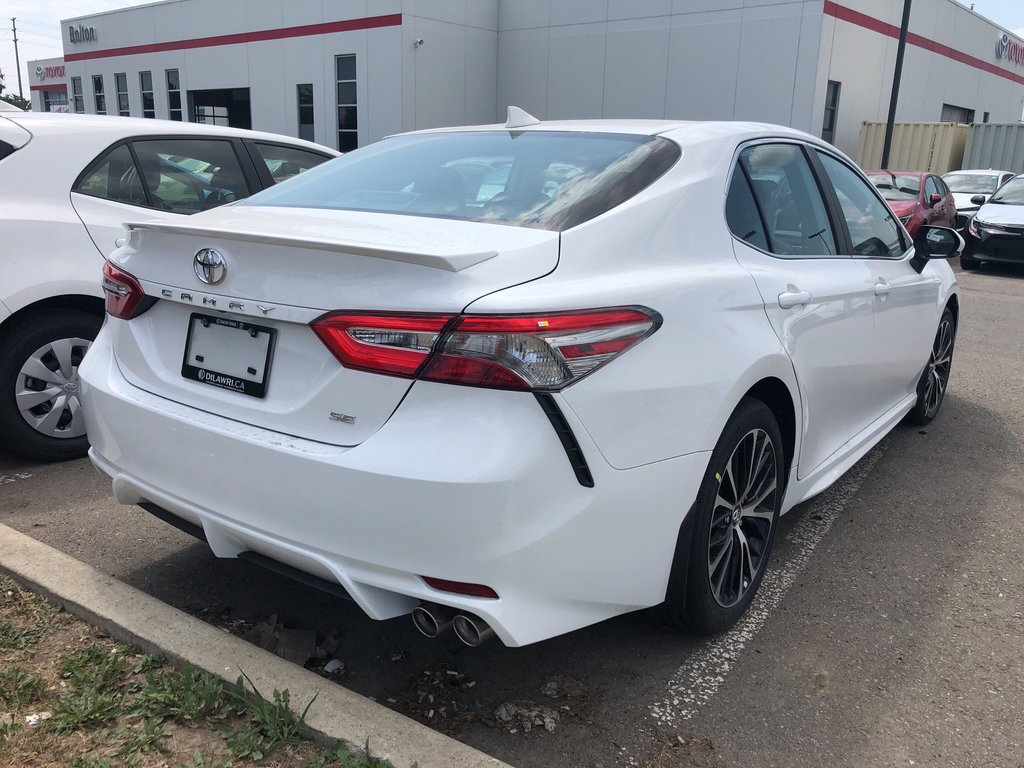 2019 Toyota Camry SE in Bolton, Ontario - 4 - w1024h768px