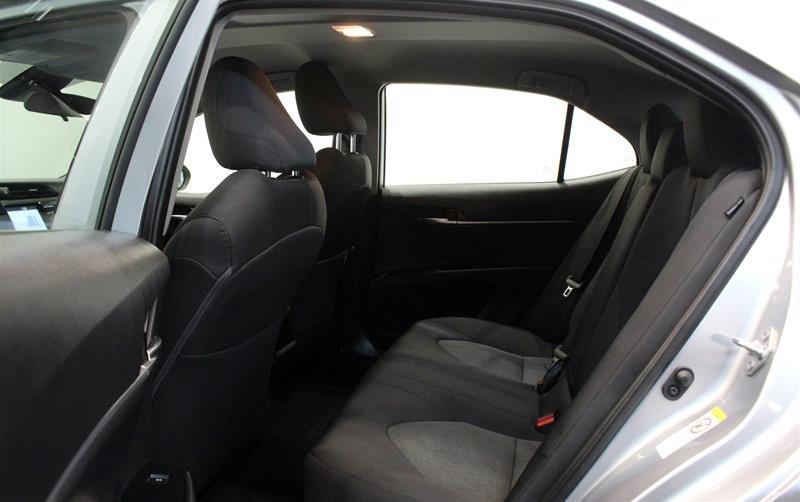 2019 Toyota Camry 4-Door Sedan LE 8A in Regina, Saskatchewan - 12 - w1024h768px