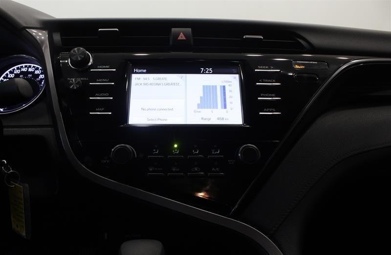 2019 Toyota Camry 4-Door Sedan LE 8A in Regina, Saskatchewan - 7 - w1024h768px