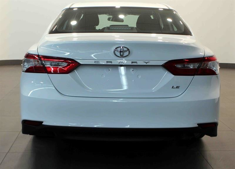 2019 Toyota Camry 4-Door Sedan LE 8A in Regina, Saskatchewan - 19 - w1024h768px