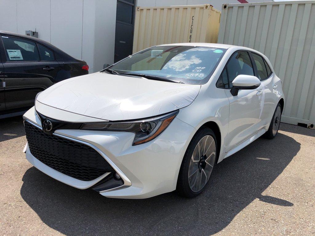 2019 Toyota Corolla Hatchback Hatchback CVT in Bolton, Ontario - 1 - w1024h768px