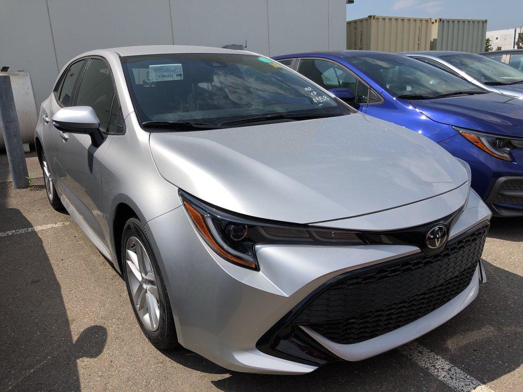 2019 Toyota Corolla Hatchback Hatchback CVT in Bolton, Ontario - 2 - w1024h768px