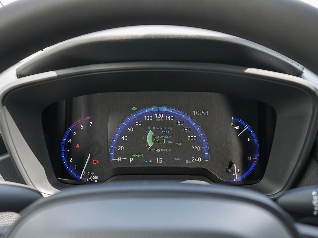 Toyota COROLLA HYBRID HYBRID 2020 à Verdun, Québec - 14 - w1024h768px