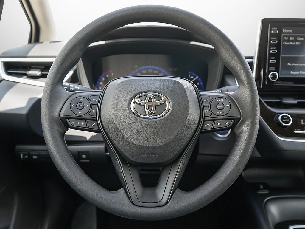 Toyota COROLLA HYBRID HYBRID 2020 à Verdun, Québec - 13 - w1024h768px