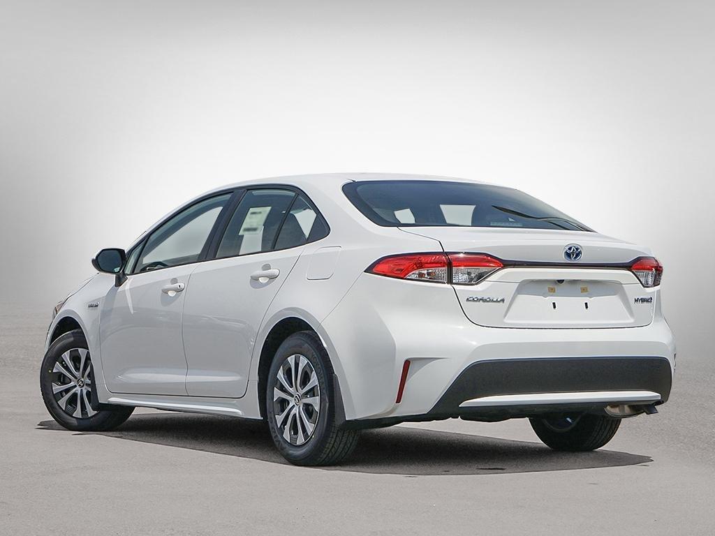 Toyota COROLLA HYBRID HYBRID 2020 à Verdun, Québec - 4 - w1024h768px