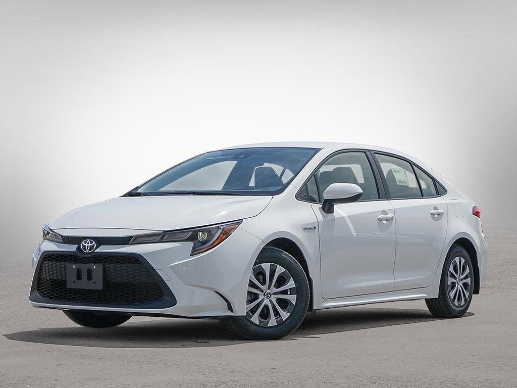 Toyota COROLLA HYBRID HYBRID 2020 à Verdun, Québec - 1 - w1024h768px