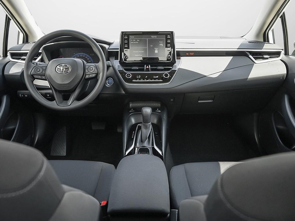 Toyota COROLLA HYBRID HYBRID 2020 à Verdun, Québec - 22 - w1024h768px