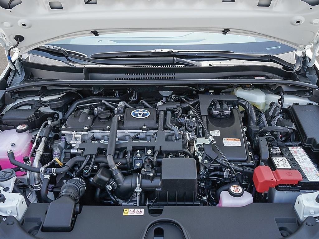 Toyota COROLLA HYBRID HYBRID 2020 à Verdun, Québec - 6 - w1024h768px
